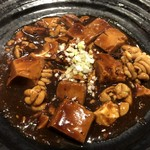 Uochainayou - 魚介の麻婆豆腐