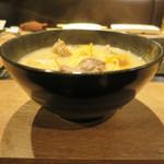 焼肉×塩ホルモン じん - 特製ラーメン 白