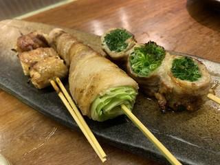 博多串焼き・野菜巻き工房  渋谷宮益坂のごりょんさん
