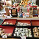 太田屋菓子店 - 当然和菓子も充実しています…