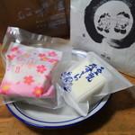 櫻園 - 豆乳かすてら、桜 豆乳かすてら