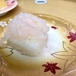 回転寿司森田 - 料理写真:しろ海老640円