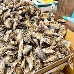 ヤマサ水産 - 料理写真:牡蠣売り場
