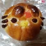 サンクス洋菓子店 - 「キティちゃん (170円)」