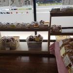 サンクス洋菓子店 - 店内の様子