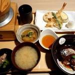 五穀 - 料理写真:五穀青空定食(1,330円)