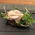 小田原フレンチ Nantona - 生牡蠣のマリネ