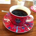 コトナコーヒー - どっかで見た様なカップ。