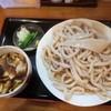 福助 - 料理写真:ざるうどん(大)4玉750円※地粉、肉汁50円追加