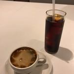 ブルーボトルコーヒー - アメリカーノ & コールドブリュー