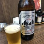 チャンピオン - アサヒ大瓶♪ 600円
