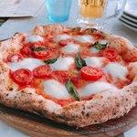 POSILLIPO cucina meridionale - 絶品です!マルゲリータ☆*:.。. o(≧▽≦)o .。.:*☆