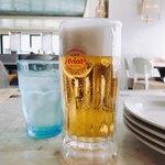 POSILLIPO cucina meridionale - オリオンビール…沖縄らしくてd(^_^o)