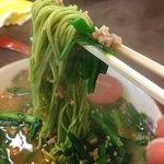 チャンピオン - 緑の麺♡