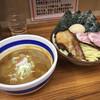 大勝軒ROSSO - 料理写真:特製つけ麺980円