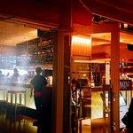 RIGOLETTO BAR AND GRILL - オープンで入り口からオシャレ~♡