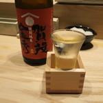 鳥おか - 日本酒1