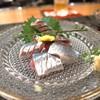 おみの - 料理写真:秋刀魚の刺身