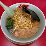 ラーメン山岡家 - 料理写真:醤油ネギラーメン(740円)