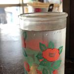 花水ラオシャン - お水