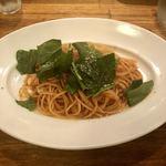 ピッツェリア マルブン - トマトソース