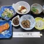 海の幸 魚虎 - 朝食