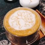 SALONE 2007 - 2018.9.  Caffè o Tè カフェまたはティー