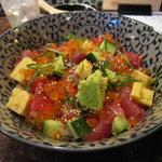 湘南の魚とワインの店 ヒラツカ - ヒラツカのばらちらし寿司