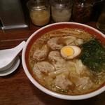 93260103 - ワンタン麺(醤油)