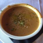 Scoma's Restaurant - ロブスタースープ