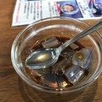 漁師カフェ 堂ヶ島食堂 - 食べ放題のところてん
