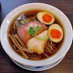 93265900 - 醤油らぁ麺with味玉
