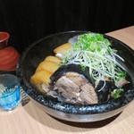 日本酒個室バル かぐら - ブリカマ大根