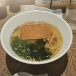 T'sたんたん - 野菜だしうどん  500円♪