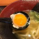 UDONつるこし - モーニングうどん(430円)