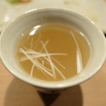 鳥よし - スープ