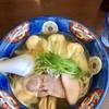 幸雲 - 料理写真:海老ワンタン麺・塩味・ワンタンハーフ3個 850円
