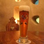 森のアルム - バイエルンマイスタービールさんのエーデルワイス