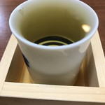 居酒屋食堂めっし - ☆旬のグラス 竹泉。みかけよりスッキリ♪