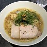 Japanese Soba Noodles 蔦 - 「塩Soba」1000円