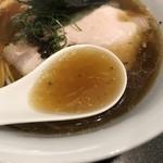 Japanese Soba Noodles 蔦 - 地鶏×貝×魚介スープ