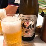 レストラン クインベル - 瓶ビール