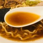 竹の家 - 愛され醤油スープ!
