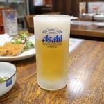 母家 - 生ビール