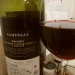 フレンチおでんとガブ飲みワイン ビストロバンバン - これはイタリア