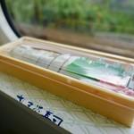 93278746 - [2018/08]さんま寿司(650円)