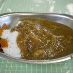 カレーヤ食堂 - 料理写真:カレーライス
