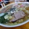 中華ソバ 坂本 - 料理写真:ワンタン麺(580円)