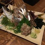 兼平鮮魚店・中洲川端店 2号店 -