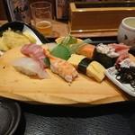 93284401 - 「日替わり寿司御膳」(1,000円)